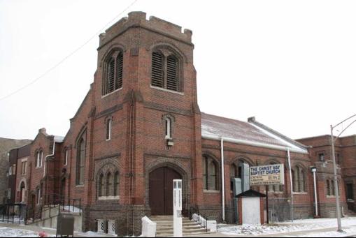 Cornerstone Baptist Church New Building