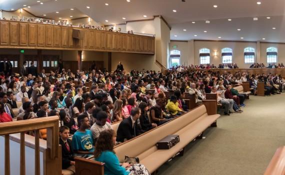 Fairhaven Baptist Church Teen Friend Day 2015 (6 of 9)