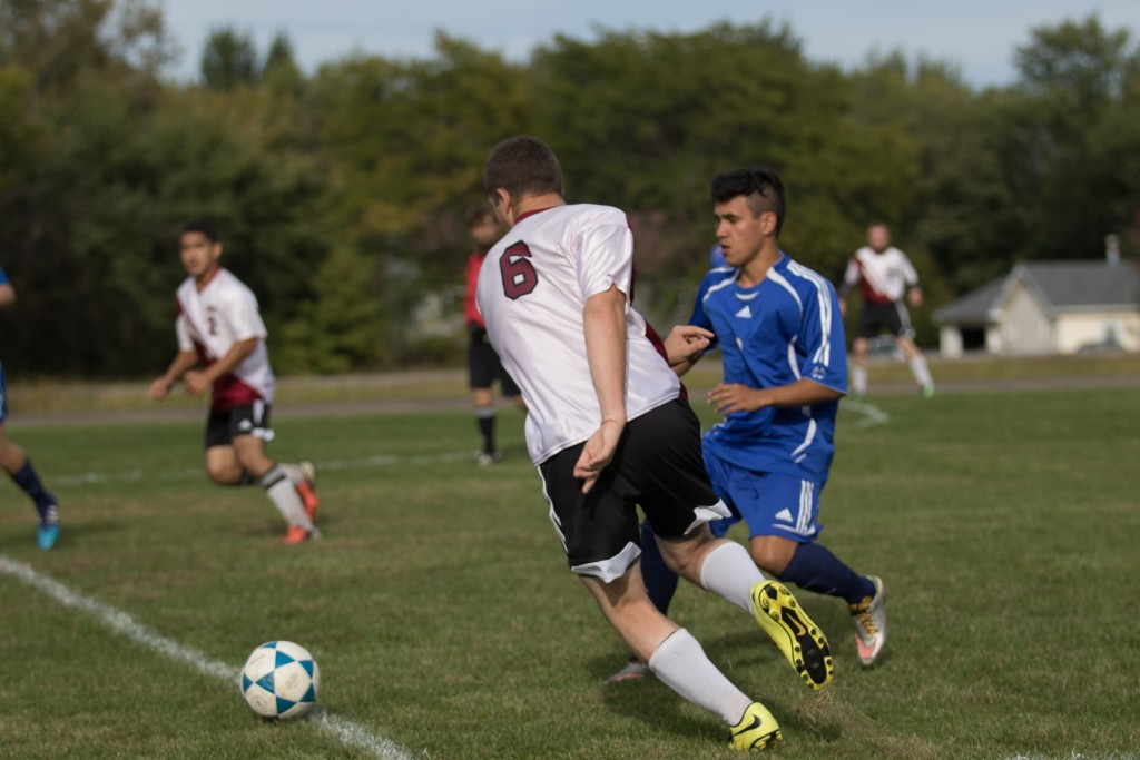 Fairhaven Baptist College Soccer 2015 (1 of 5)