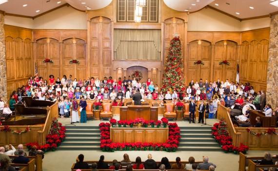 Fairhaven Baptist Church Children's Program 2015 (4 of 7)