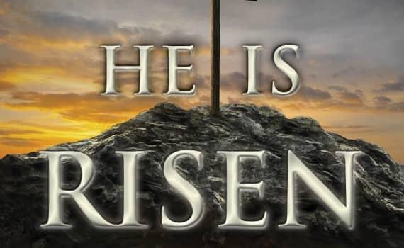 He Is Risen - FC
