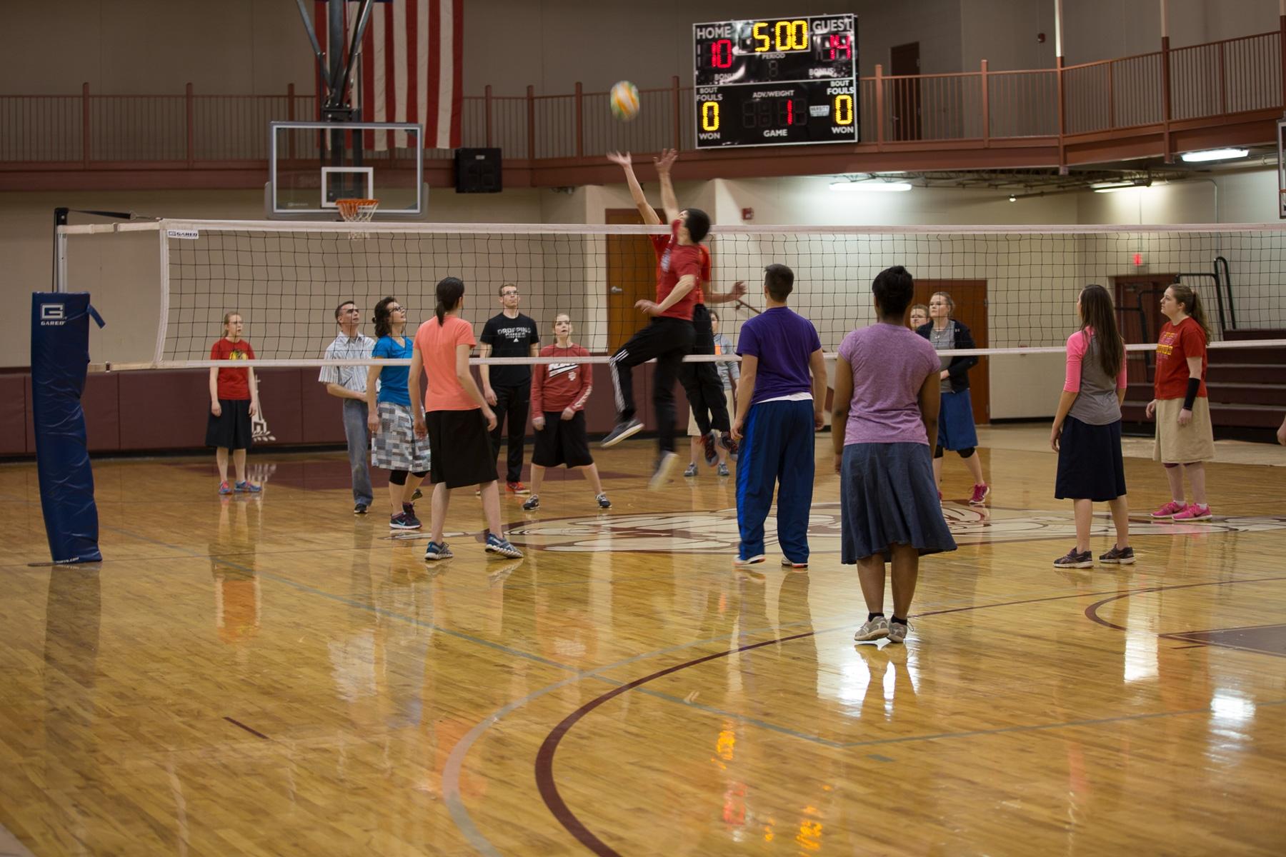 2017 Volleyball Marathon Fairhaven Baptist Church
