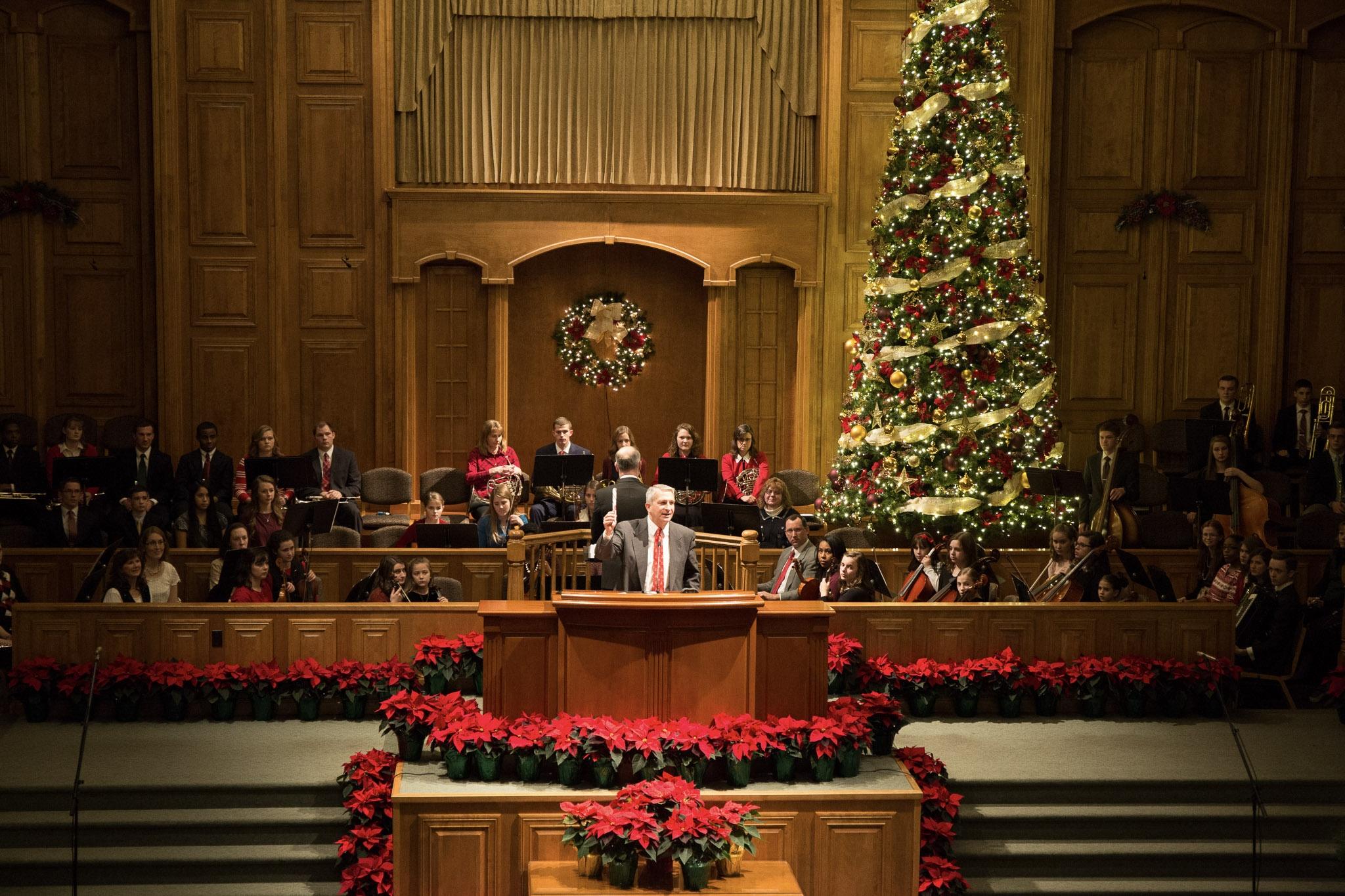 Religious Christmas Music.Fairhaven Baptist Church Christmas Music Night 2017 1 Of 43